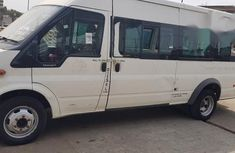 Clean Ford Transit 2005 White for sale
