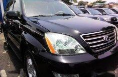 Lexus GX 2008 Black color for sale