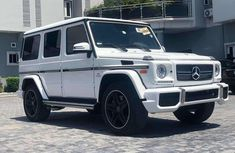 2015 Mercedes-Benz G63 for sale in Lagos