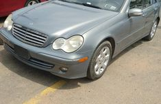 Toks Mercedes-Benz C280 2004 Blue for sale