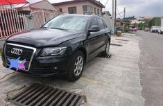 Audi Q5 2011 Black for sale