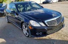 Mercedes-Benz E350 2010 Blackfor sale
