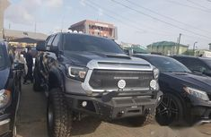 Toks Toyota Tundra 2018 Black for sale