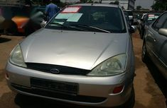 Ford Focus 1999 Silver  for sale
