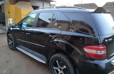 Mercedes-Benz E500 2008 Black for sale