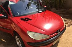 Peugeot 206 2004 SW Red for sale