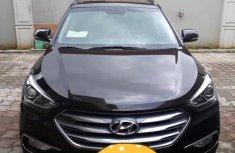 Hyundai Santa Fe 2017 Brown for sale