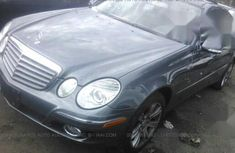 Toks Mercedes-Benz E350 2008 Gray for sale