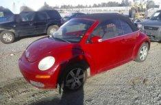Volkswagen Beetle 2006 Red for sale
