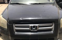 Well maintained Honda pilot 2006 Black for sale