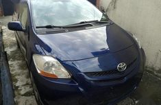 Toyota Yaris 2007 1.0 VVT-i Blue for sale