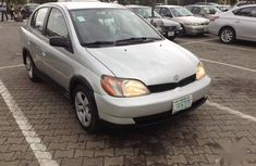 Toyota Echo 1999 Silver color for sale