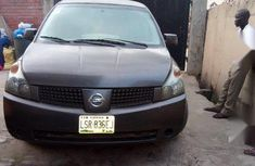 Nissan Quest 2004 3.5 S Gray for sale