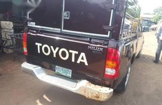 Toyota Hilux 2.0 VVT-i 2009 Purple for sale