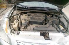 Nissan Altima 2007 Silver for sale