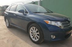Toks Toyota Venza 2010 AWD Blue for sale