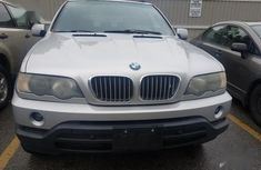 BMW X5 2001 4.6 IS Gray