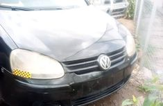 Volkswagen Golf 2005 Black for sale