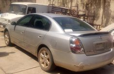 Nissan Altima 2006 2.5 S Silver for sale