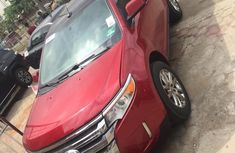 Toks Ford Edge 2011 Red for sale