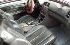 Mercedes-Benz CLK 55 AMG 2001 Red for sale