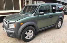 Honda Element 2005 LX Automatic Green for sale