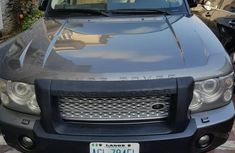 Land Rover Range Rover Vogue 2008 Gray for sale