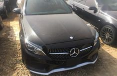 Mercedes-Benz C400 2016 Black for sale