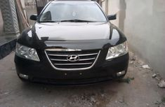 Hyundai Sonata 2009 2.4 Black for sale