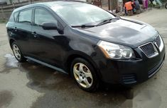 Pontiac Vibe 1.8L 2009 Black for sale