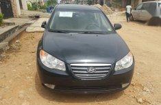 Hyundai Elantra 2006 1.6 GLS Black for sale