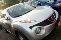 Nissan Juke 2012 Silver for sale