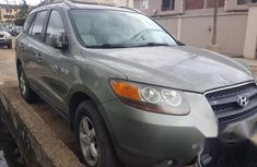 Hyundai Santa Fe 2007 Green for sale