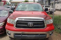 Toyota Tundra 2011 Red for sale for sale