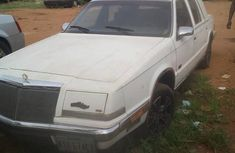 Chrysler Lebaron 1990 Cabriolet White for sale