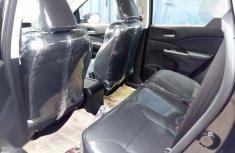 Honda CR-V 2012 Black for sale
