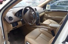 Mercedes-Benz GL450 2012 Whitefor sale