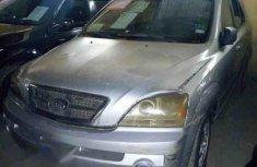 Kia Sorento 2001 Gray for sale