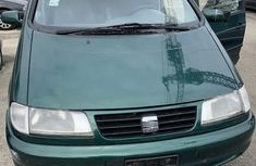 Seat Alhambra 1998 Green for sale