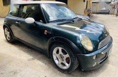 Mini Cooper 2004 Green for sale