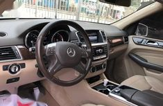 Used Mercedes Benz Ml350 2013 Whitefor sale
