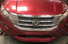 Toks Honda Accord CrossTour 2010 Red for sale