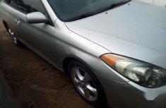 Toks Toyota Solara 2006 Silver for sale