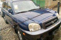 Hyundai Santa Fe 2006 Blue for sale