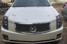Cadillac CTS 2006 3.6 L Sedan White  for sale