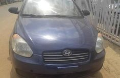 Hyundai Accent 2008 1.3 GLS Automatic Blue for sale