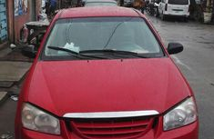 Kia Spectra 2006 EX Red for sale