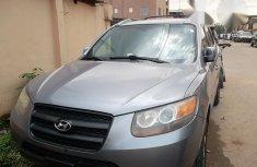 Hyundai Santa Fe 2005 Gray for sale