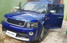Land Rover Range Rover Sport 4.2 V8 SC 2008 Blue for sale