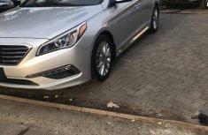 Toks Hyundai Sonata 2015 Silver for sale